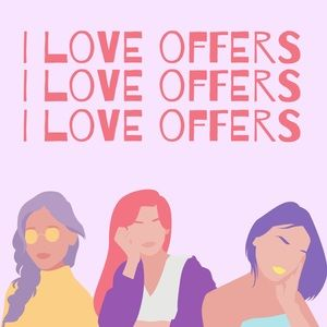 ✨ I LOVE offers! ✨